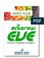 Agroplus, fertilizante ecologico de EVE ECOGrow