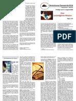 Predigtskript 2008-08-31, Evangelisation 2