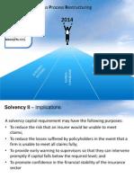 IT Roadmap for a Insurance Company