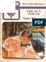 60075306 the Sun Tower Violet Winspear