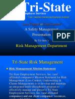 Risk Management Power Point Presentation 2865