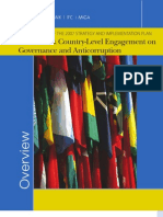 World Bank Country-Level Engagement on Governance and Anticorruption
