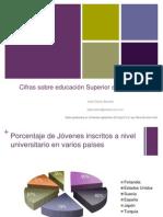 Educacion universitaria en México