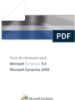 Requerimientos Hardware Dynamics 2009 - 5.0 v3