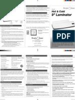 3016c Instruction Manual