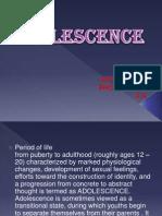 Adolescence by Shobhit Jain Xa