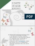 Community Language Learning -Ekin