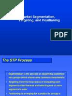 Marketing STP
