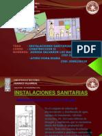 EXPOSICION INSTALACIONES SANITARIAS