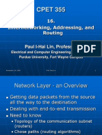 Lecture 16 IP Layer