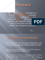 Impact of Private Insurance Co. in Insurance