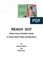 Reach Out - What Every Christian Should Know About Muslims and Islam