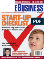 October 2011 Home Business Magazine