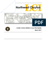 NW Clayton Livable Centers Initiative Update