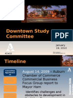 Downtown Study Committee