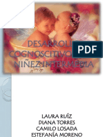 4. DESARROLLO COGNOSCITIVO EN LA NIÑEZ INTERMEDIA