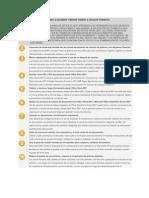 10 reglas para la esnseñanza de omputacion