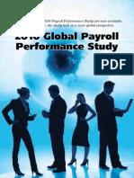 2010 Payroll Performance Study