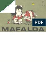 Mafalda Libro 01