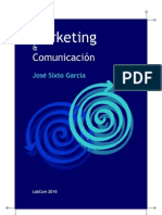 Sixto Garcia Marketing 2010