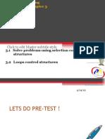 FP201 3.Prog Control