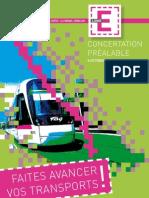 Ligne E Brochure de Presentation