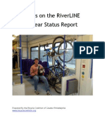 RiverLINE Bike Access Report