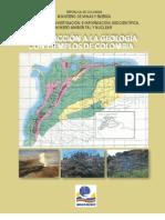 1391-Introduccion a La Geologia Con Ejemplos de Colombia
