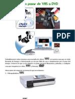 CÓMO PASAR DE VHS A DVD