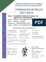 Promoción Profesionales Salud - 24 de septiembre 2011