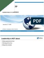 Leadership Challenges Guest Lec
