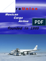 aerounion  presentacion