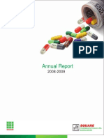 Square Pharmaceuticals Ltd. Annual Report 2008-09 by Simon (BUBt)