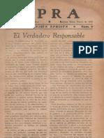 Revista APRA. Buenos-Aires año 11-1935