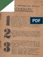 1933. Carlos Manuel Cox - en Torno Al Imperialismo