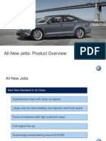 The All-New 2011 Jetta Presentation (Product Overview)