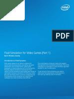 Fluid Simulation for Video Games Pt1