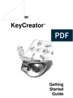 Key Creator Getting Started Guide V6 English