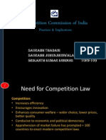 Competition Commission of India Overview