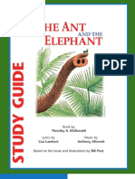 Study Guide - The Ant and the Elephant