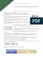 Send2Press Newswire » Performance of Backbone's Gigabit Steganography Detection Appliance Validated