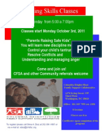 Parenting Classes English Sept 11