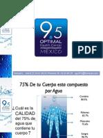Mexico Micro Agua 9.5 Alcalina antioxidante