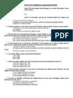 CUESTIONARIO PILOTO COMERCIAL AVIÓN sin ejercicios