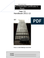 Pupil Handbook Year 11