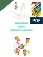 Plano Pedagogico Jardim(1)