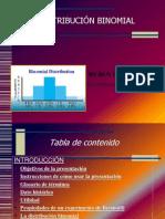 Expo Sic Ion de Distribucion Binomial