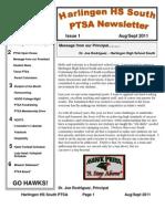Newsletter AugSep 11