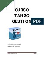 Cuadernillo Tango Gestion Primera Parte