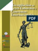 Recopilacion de Leyes Laborales y Convenios Internacionales